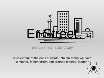 Er Street (Sound City)