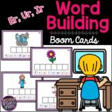 Er, Ur, Ir Word Building Boom Cards