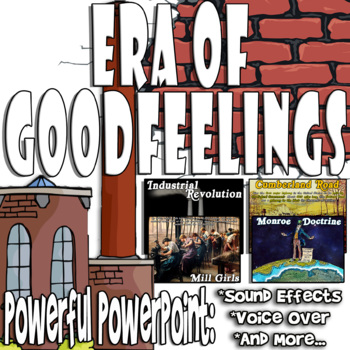 President Monroe and the Era of Goodfeelings