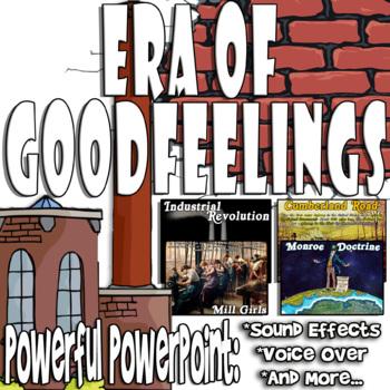 President Monroe and the Era of Goodfeelings