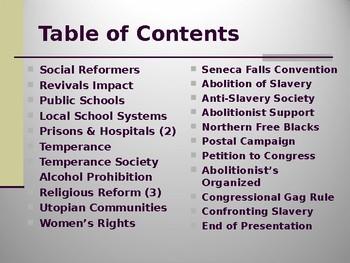 Era of Social Reforms