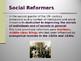 Era of Social Reform