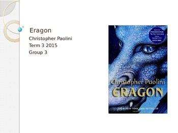 Eragon Novel Study Pack