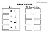 Eraser Composition