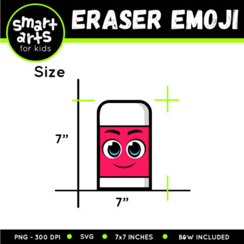 Eraser Emoji Clip Art