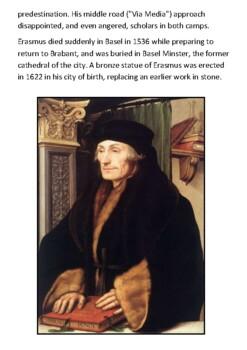 Erasmus Handout