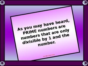 Bundle Math Lab:  Eratosthenes' Sieve, Primes a Foundation, Biography Research