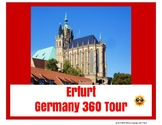Erfurt Germany Tour Project - Digital or Printable - distance learning