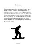 Eric Bilodeau - paragraph reading