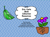 Eric Carle 4 Picture Book Unit Reading