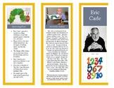 Author Study Brochure | School Ideas | Author studies ...