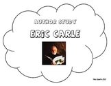 Eric Carle Author Study Packet!