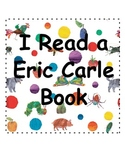 Eric Carle Book Report/Review