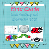 Eric Carle Book Tasting and Scavenger Hunt