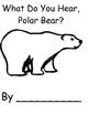 Eric Carle Bundle for Polar Bear, brown Bear, Very Lonely