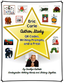 Eric Carle Writing Prompts, QR Codes, and Prezi
