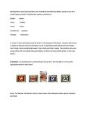 Eric Carle ESL Unit Emphasizing Science Vocabulary