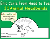 Eric Carle From Head to Toe-Animal Headbands