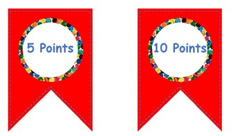 Eric Carle Inspired Accelerated Reader Clip Chart
