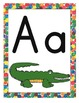 Eric Carle Inspired Classroom - Alphabet Posters