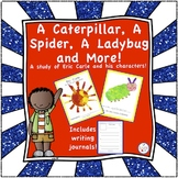 A Caterpillar, A Spider, A Ladybug And More From Eric Carle