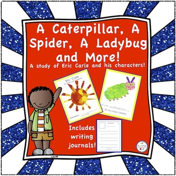 Eric Carle - A Student Collage Book and Journal