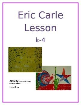 Eric Carle Lesson