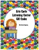 Eric Carle Listening Center QR Codes
