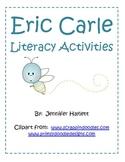 Eric Carle Literacy Activities