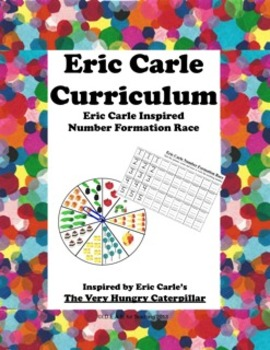 Eric Carle Number Race