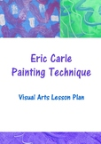 Eric Carle Painting Technique