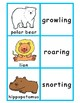 Eric Carle Polar Bear, What Do You Hear--Animal Concentration Cards