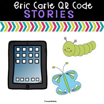 Eric Carle QR Code Listening Station