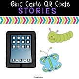 Eric Carle QR Code Listening Station