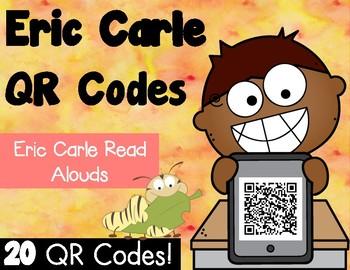 Eric Carle QR Codes