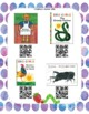 Eric Carle QR Read-Alouds (Listening Center)