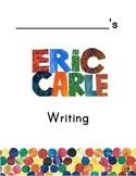 Eric Carle Response Journal