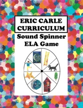 Eric Carle Sound Spinners