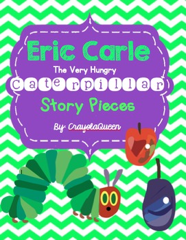 Eric Carle: The Very Hungry Caterpillar Story Pieces