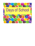 Eric Carle Theme Ten Frame Set-Counting Days of School