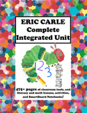 Eric Carle Author Study Unit:  Integrated, Differentiated,