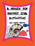 Eric Carle's A House For Hermit Crab Book Activities