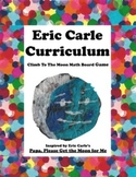 Eric Carle Papa, Please Get the Moon for Me Common Core Math Board Game