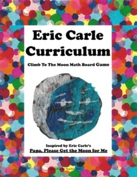 Eric Carle Papa, Please Get the Moon for Me Common Core Ma