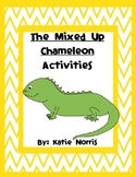 Eric Carle's The Mixed Up Chameleon Book Activities
