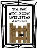 Eric Carle's The Very Busy Spider Book Activities