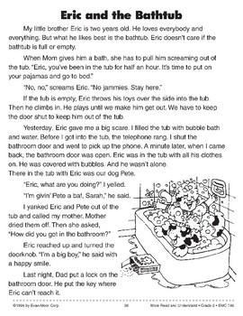 Eric and the Bathtub