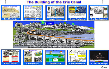 Erie Canal Revised- No Video Clips - Bill Burton