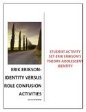 Erik Erikson-Adolescent Development-Identity vs. Role Conf