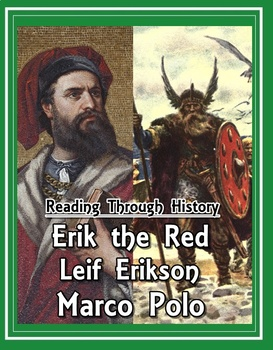 Erik the Red, Leif Erikson, and Marco Polo